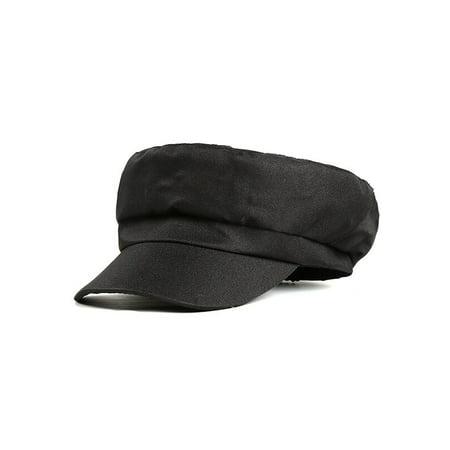 JVOGGY Womens Fluorescent Newsboy Hat with Elastic Back