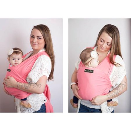 baby wrap pink
