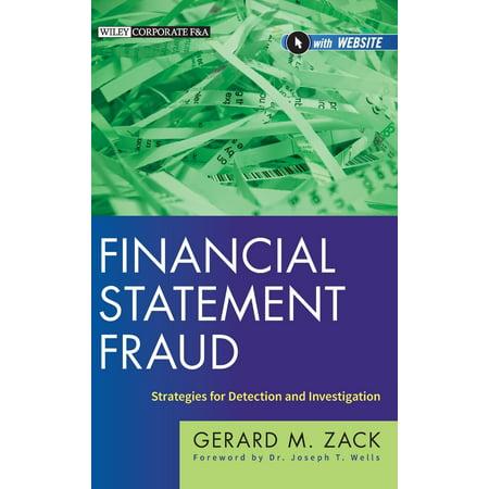 Financial Statement Fraud + We (Ias 1 Presentation Of Financial Statements Format)