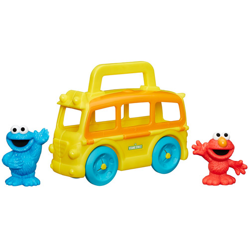 Sesame Street Elmo On the Go Case by Sesame Street