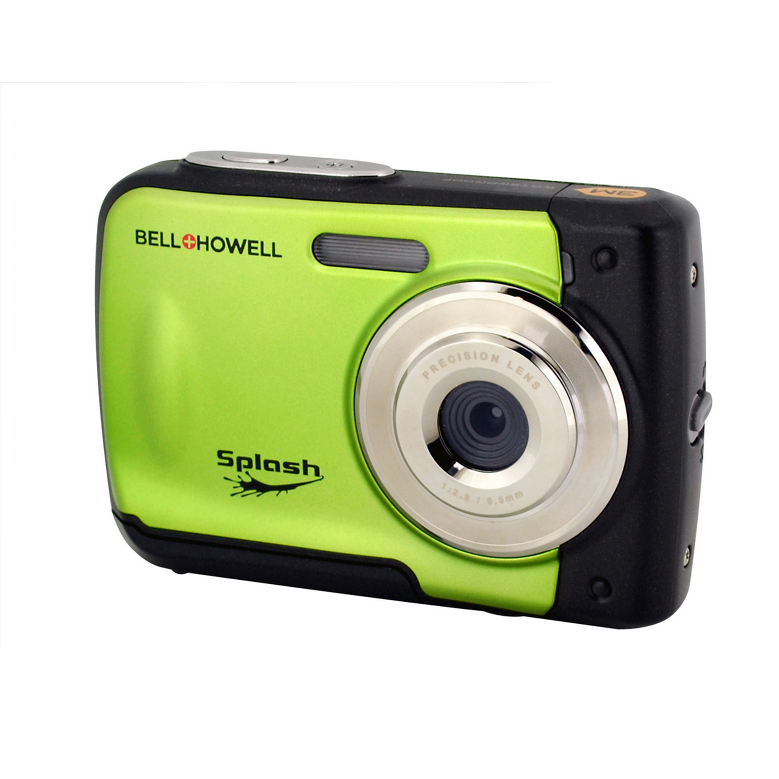 Bell+Howell Splash 2.4 Inch LCD 16GB 8X Camera - Green