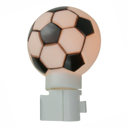 Pack of 3 GE Soccer Ball Sports Decorative Night Lights](Glowing Ball Night Light)