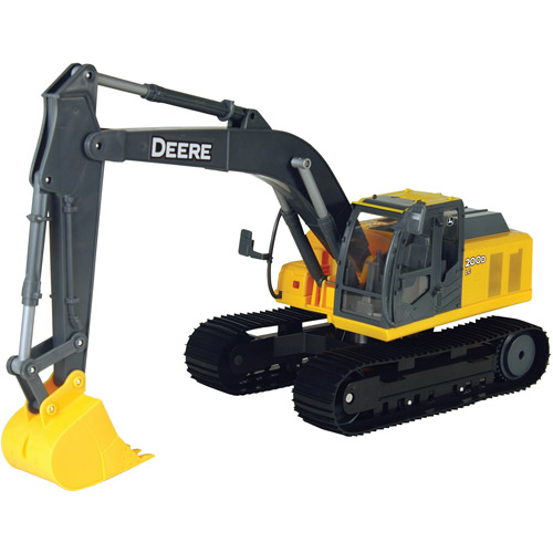 John Deere 1 16 Scale Big Farm Excavator by TOMY