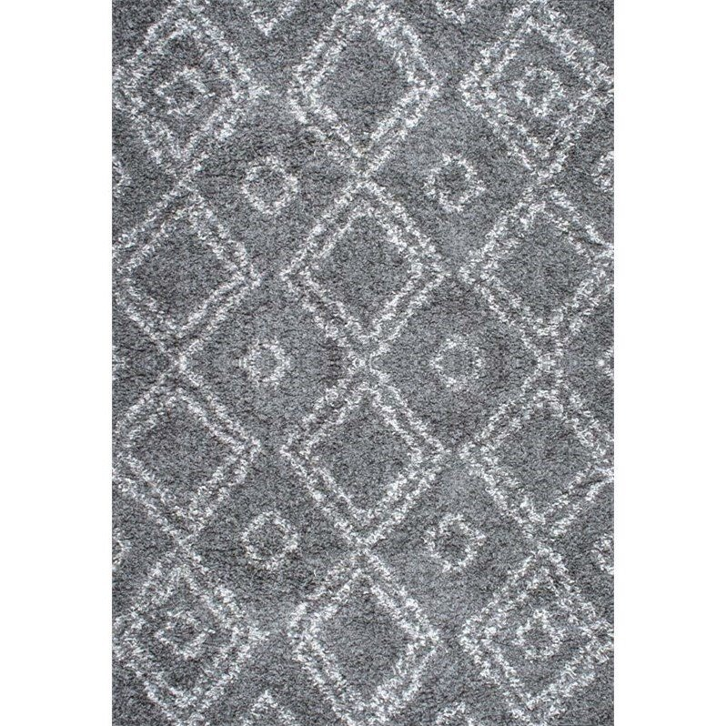 nuLOOM Machine-Made Iola Easy Shag Area Rug or Runner