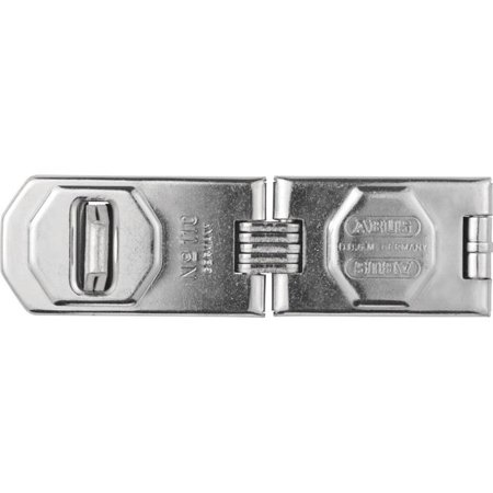 Image of ABUS 110 by 155 C 6.25 in. Concealed Hinge Pin Fixed Staple Hasp