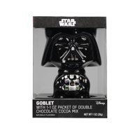 Star Wars Goblet with Chocolate Cocoa Mix Set, 2 Piece