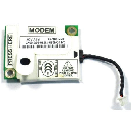 RD02-D330 DN249 CN-0DN249 Dell Inspiron Vostro Conexant 56K ITU V.92 MINI-PCI Laptop Modem Laptop Modems RD02-D330 DN249 CN-0DN249 DELL INSPIRON VOSTRO CONEXANT 56K ITU V.92 MINI-PCI LAPTOP MODEM LAPTOP MODEMS
