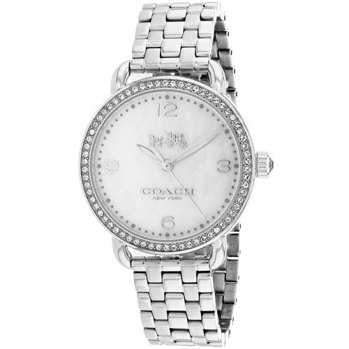 Coach Women's Delancey Watch Quartz Mineral Crystal 14502481