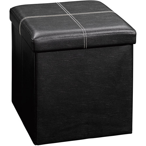 Sauder Beginnings Small Storage Ottoman, Multiple Colors