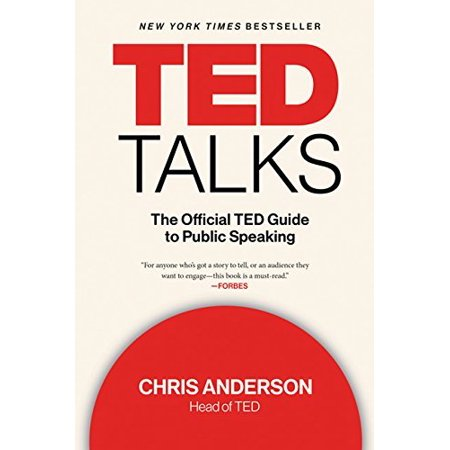 TED TALKS: The Official TED Guide to Public (Best Of Money Talks)