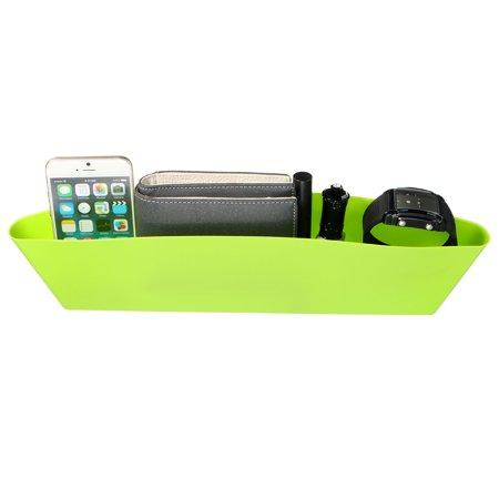Universal car storage pouch bag store phone charge box holder pocket organizer - image 1 de 5