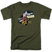 Taxi - Louieland - Short Sleeve Shirt - Small