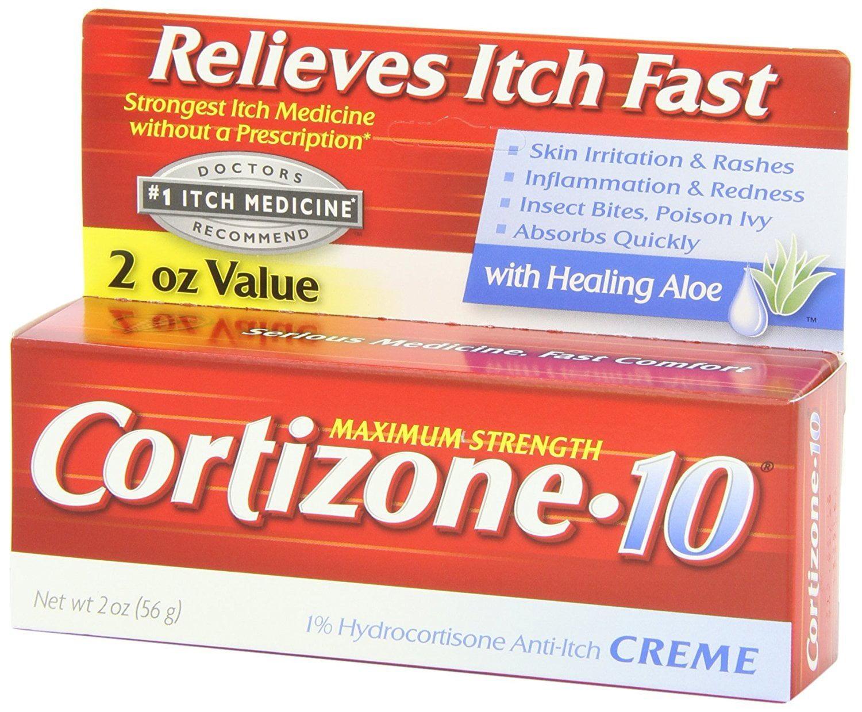 cortizona 10 para el acné