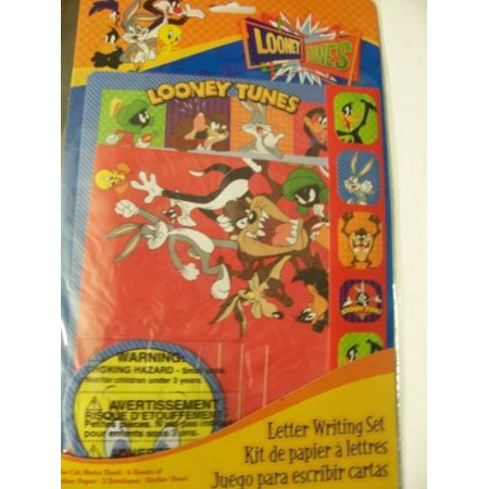 Letter Writing Set - Looney Tunes Letter Writing Set