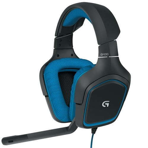 Logitech G430 Surround Sound Gaming Headset 981-000536