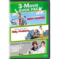 Happy Gilmore, Billy Madison & I Now Pronounce You Chuck & Larry (DVD + Digital Copy)