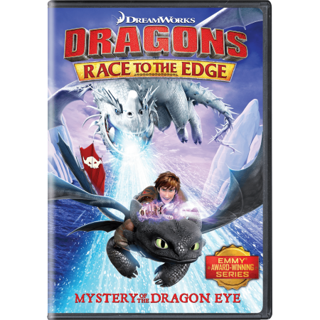 Exposure Race - Dragons: Race to the Edge - Mystery of the Dragon Eye (DVD)