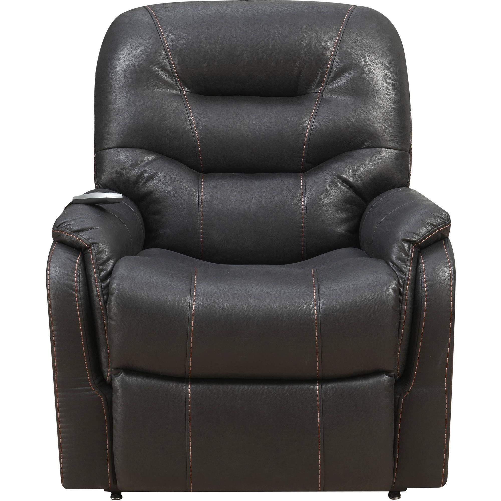Heat & Massaging Lift Chair in Badlands Eclipse