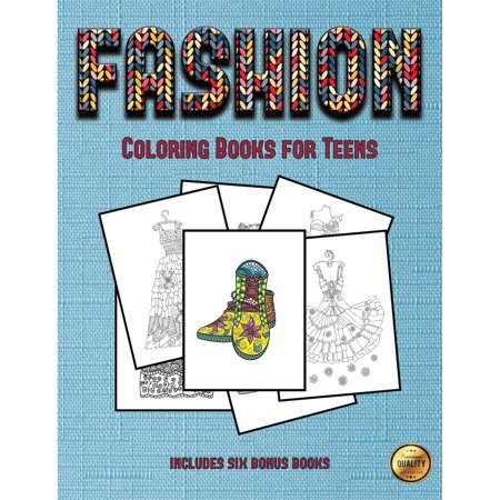 Halloween Coloring Sheets Pdf (Coloring Books for Teens (Fashion) : This Book Has 36 Coloring Sheets That Can Be Used to Color In, Frame, And/Or Meditate Over: This Book Can Be Photocopied, Printed and)