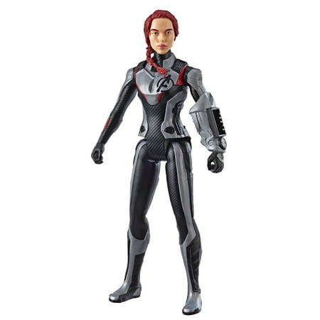 Marvel Avengers: Endgame Titan Hero Series Black Widow - Black Widow From The Avengers