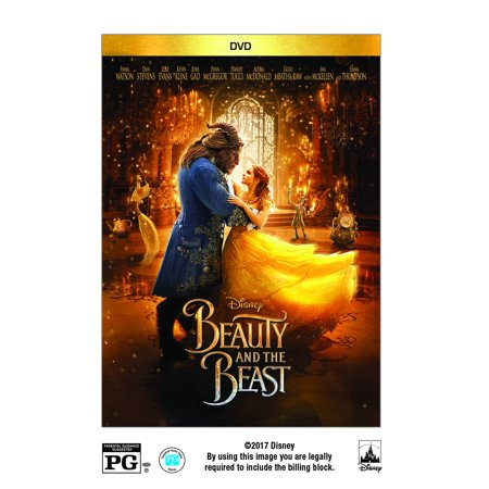 Beauty And The Beast (Live Action) (Dvd) by Disney