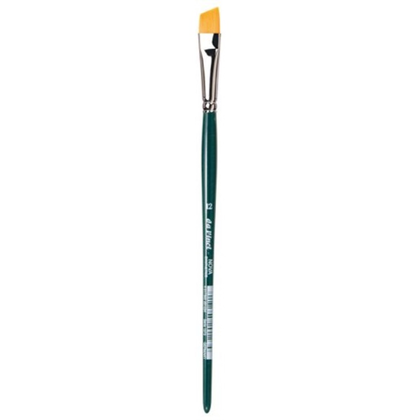 Slanting Edge Synthetic 1373-16 Size 16 da Vinci Nova Series 1373 Paint Brush