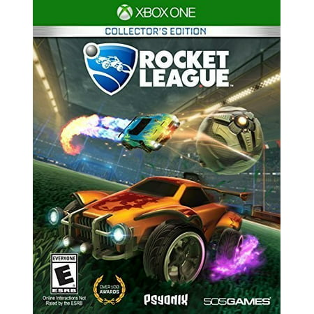 Rocket League, 505 Games, Xbox One, 812872018935