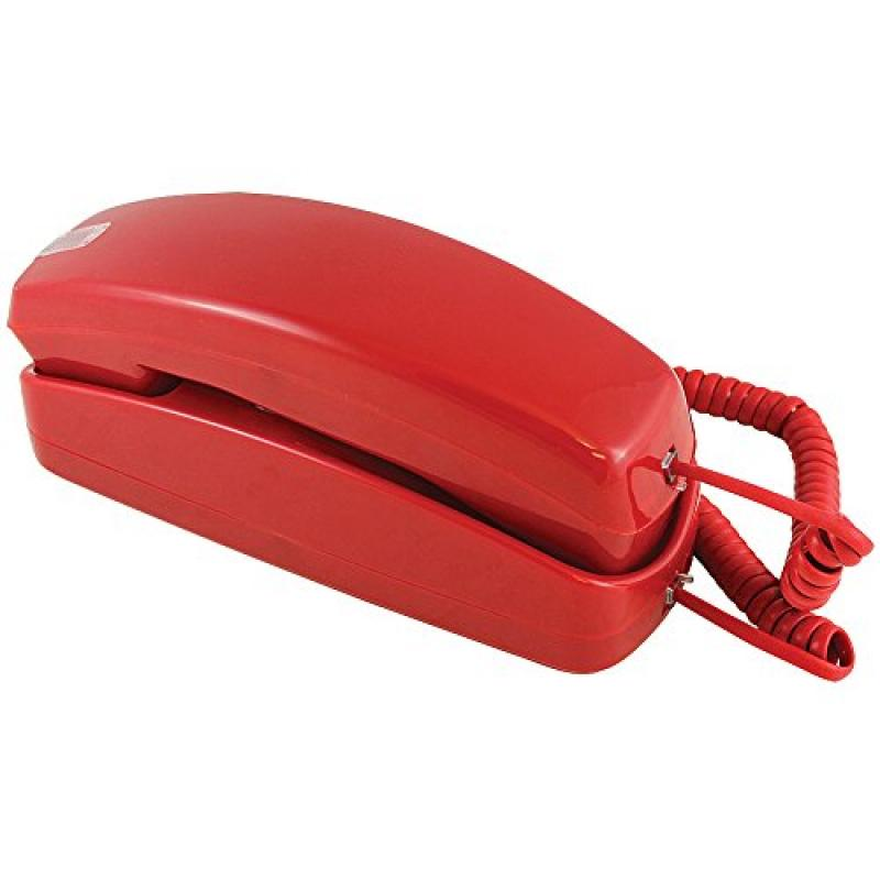 Golden Eagle Trimline Corded Telephone - Design From 60s With Modern Electronics...