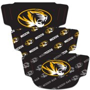 Missouri Tigers WinCraft Adult Face Covering 3-Pack