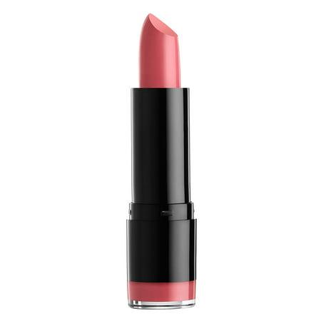NYX Professional Makeup Extra Creamy Round Lipstick, Paparazzi