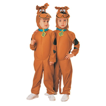Kid's Scooby Doo Costum - Scooby Gang Halloween