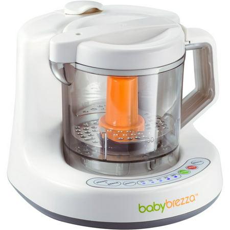 Baby Brezza One Step Baby Food Maker Walmart Com