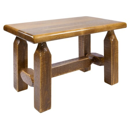Montana Woodworks Homestead Ottoman