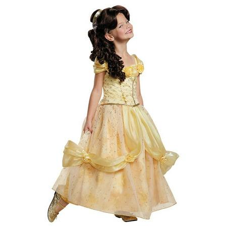 Belle Ultra Prestige Child Costume - Small