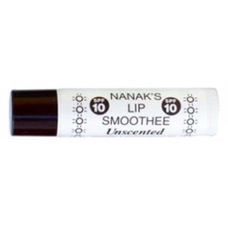 Nanak's - Nanak's Unscented Lip Smoothee 0.18 oz tube 5604 3 PACK SD