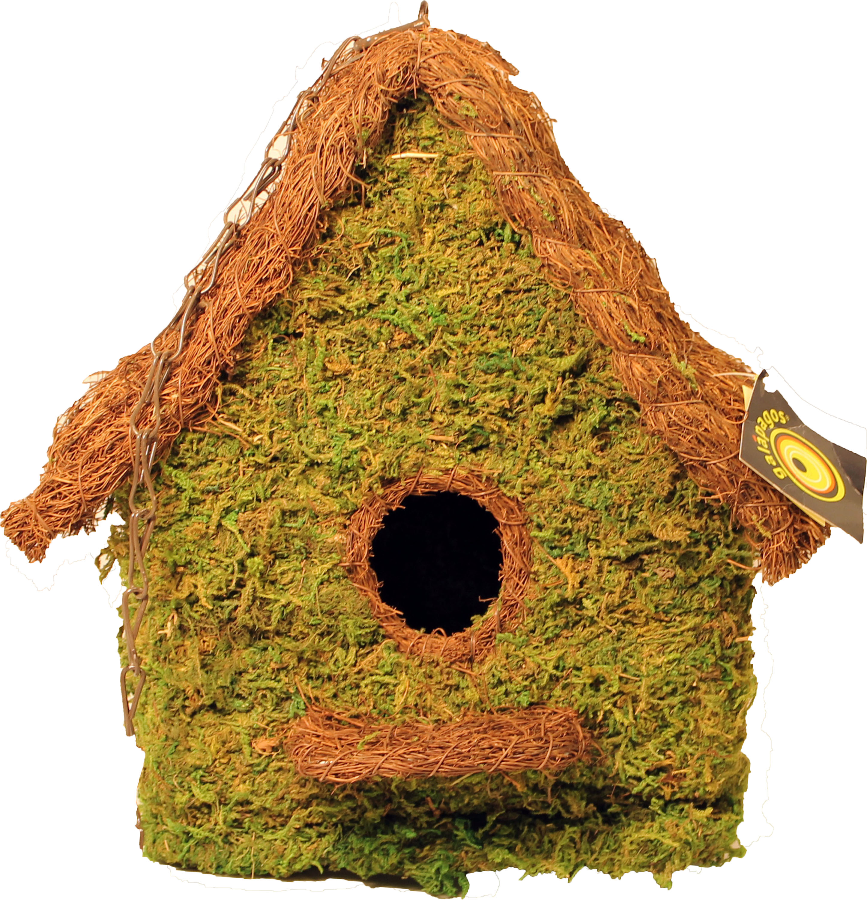 MOSSY HIDE MAISON WITH CHAIN