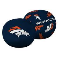 "NFL Denver Broncos, 11"" Cloud Pillow"