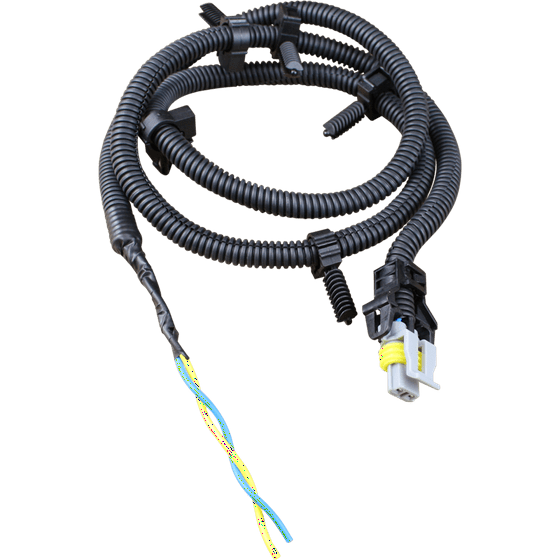 nd New Front Rear ABS Sensor Wire Harness For 2000-2016 ... Abs Wiring Cadillac on