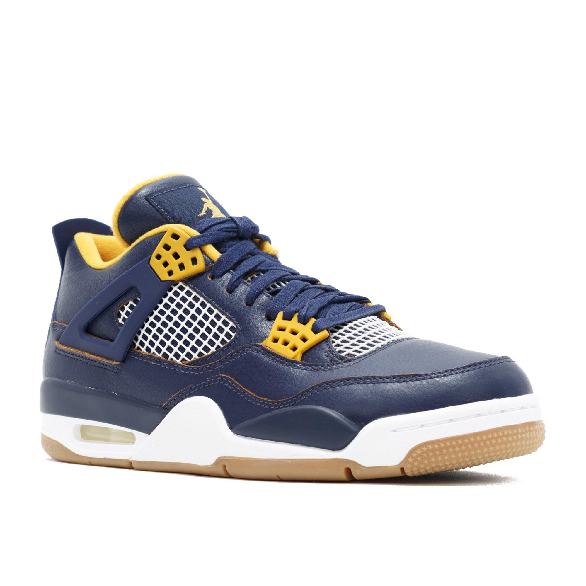 6cc50f65ab7f Air Jordan - Men - Air Jordan 4 Retro  Dunk From Above  - 308497-425 - Size  15