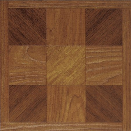 home dynamix madison vinyl tile area rugs 20941 woodtone parquet cross rug 12 x 12. Black Bedroom Furniture Sets. Home Design Ideas