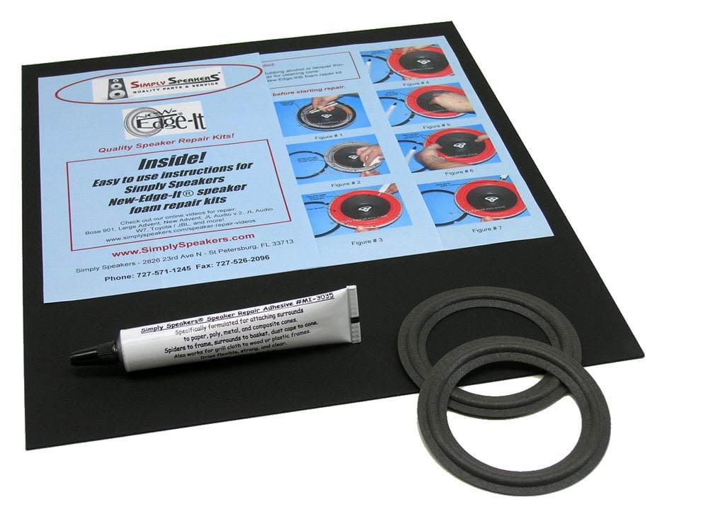 Acoustic Research Speaker Foam Edge Repair Kit, 3\ by Acoustic Research
