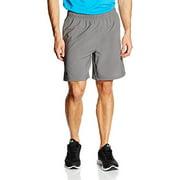 Under Armour HeatGear Mirage 8 Inch Running Shorts - AW17 - Large - Grey