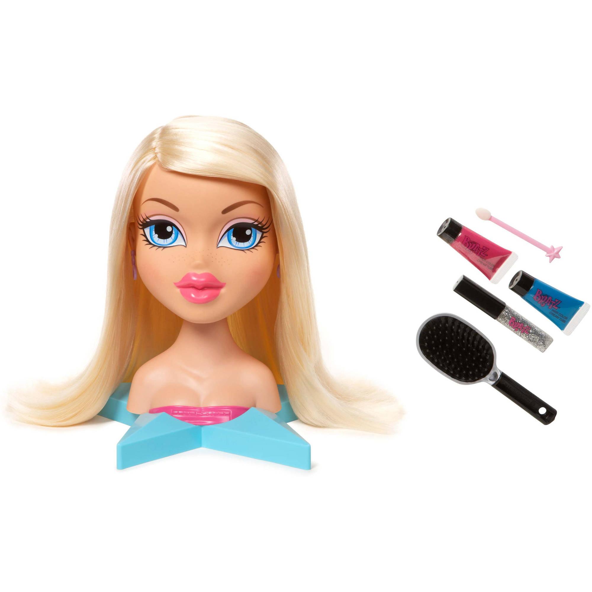Pleasing Bratz Styling Head Cloe Walmart Com Short Hairstyles Gunalazisus