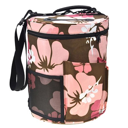 55e1998f352f Oxford Cloth Bag Lightweight Portable Yarn Crochet Thread Storage Organizer  A