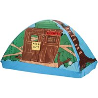 Pacific Play Tents Tree House Bed Tent, Twin