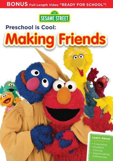 Sesame Street PBS Kids: Sesame S-Preschool Is Cool-Making Friends (Other) by Sesame Street