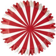 Wilton Candy Cane Striped Cupcake Liners, 50-Count
