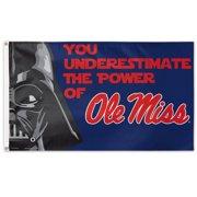 Ole Miss Rebels WinCraft Star Wars 3' x 5' Flag