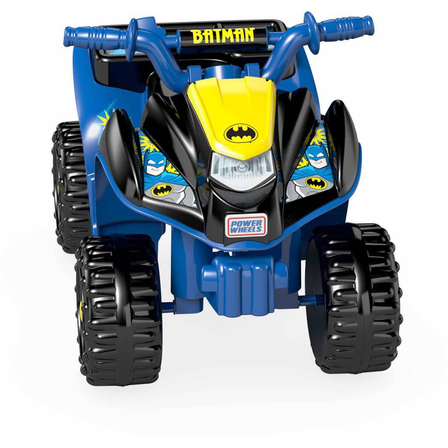 Power Wheels Batman Lil Quad Ride Walmart