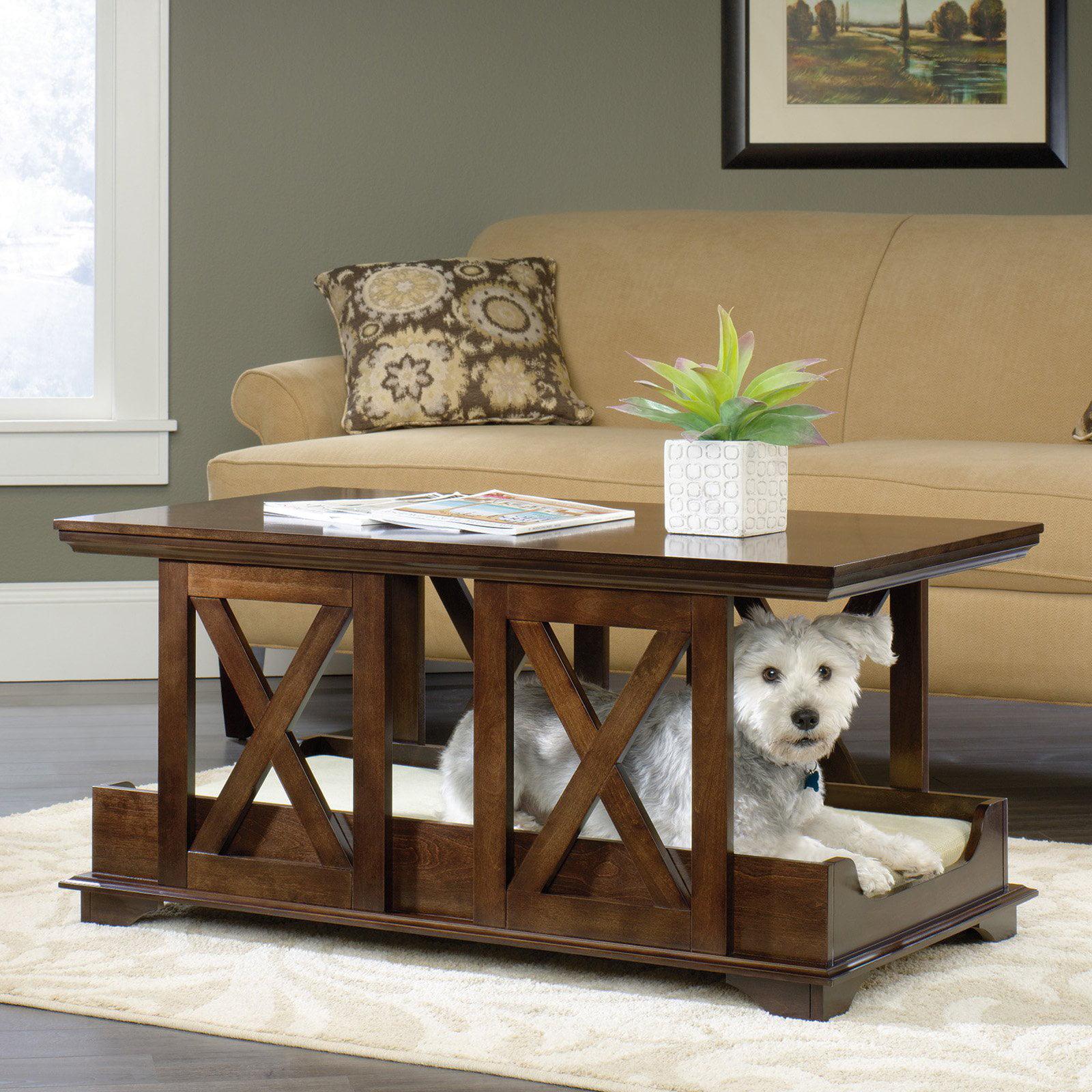 Sauder Bedroom Furniture Sauder Coffee Table Pet Bed Walmartcom
